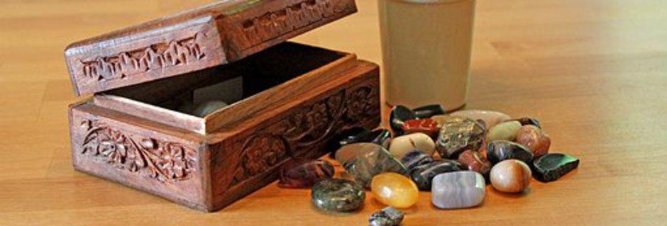 Heilkraft der Steine für Körper-Seele und Geist