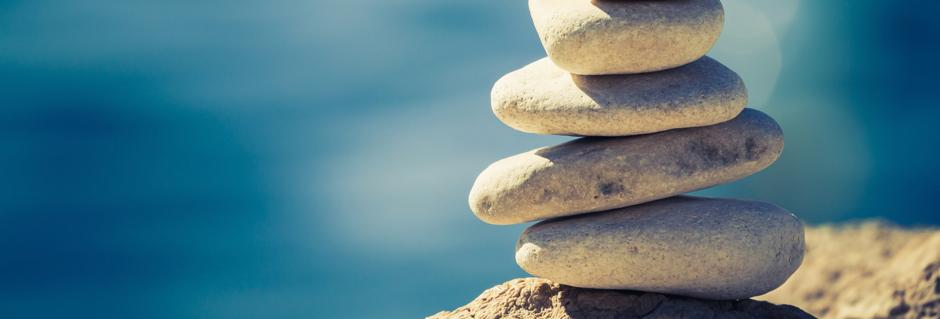 Die Wirbelsäulenbalance fördert eine umfassende Heilwerdung